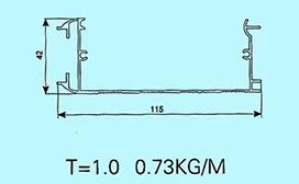 A款-凸出线盒